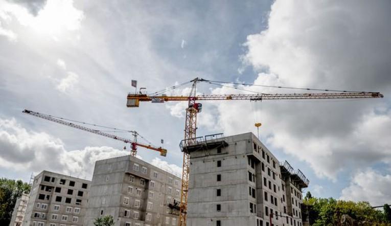 logements mis en chantier en aout 2015