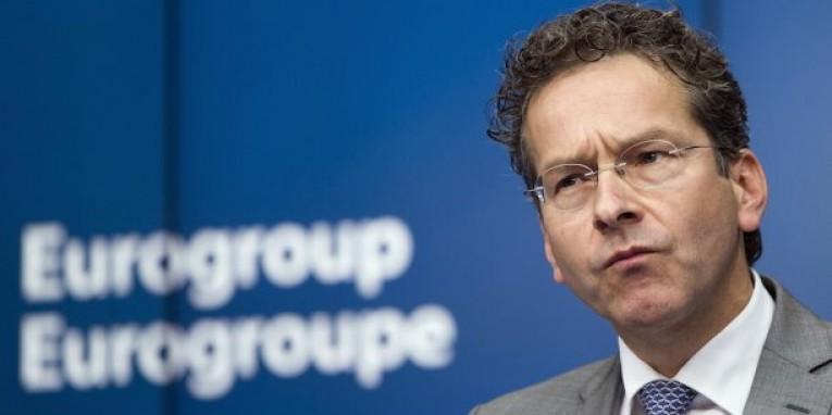 eurogroupe ue et bourse Jeroen Dijsselbloem